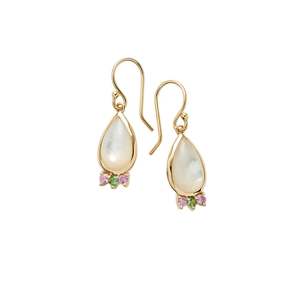 Prisma Mini Teardrop Earrings