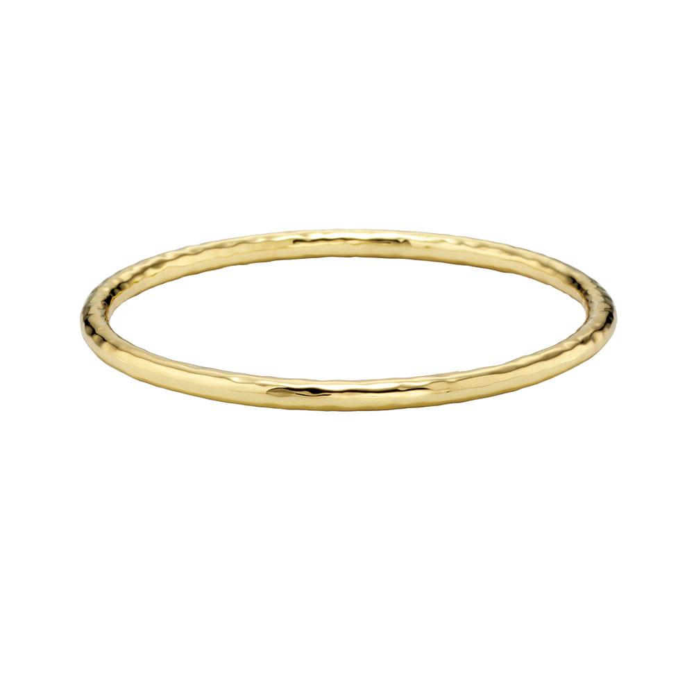 Classico Hammered Bangle