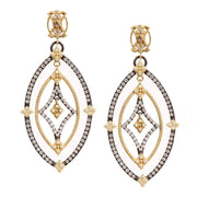Open Midnight Dulcinea Earrings
