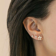 Jennifer Yamina Stud Earrings