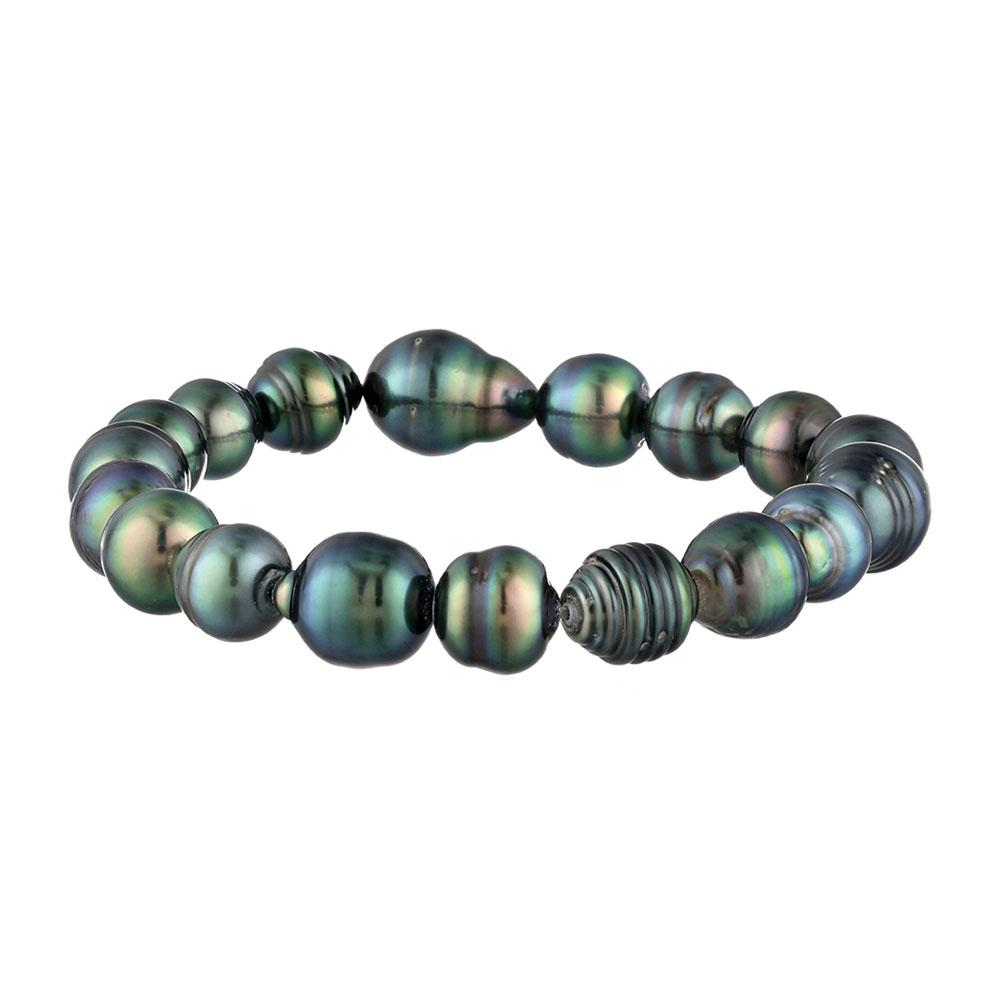 Tahitian Baroque Pearl Stretch Bracelet