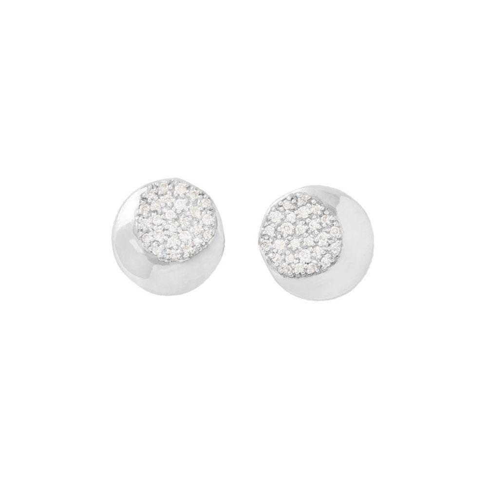 Diamond Onda Earrings