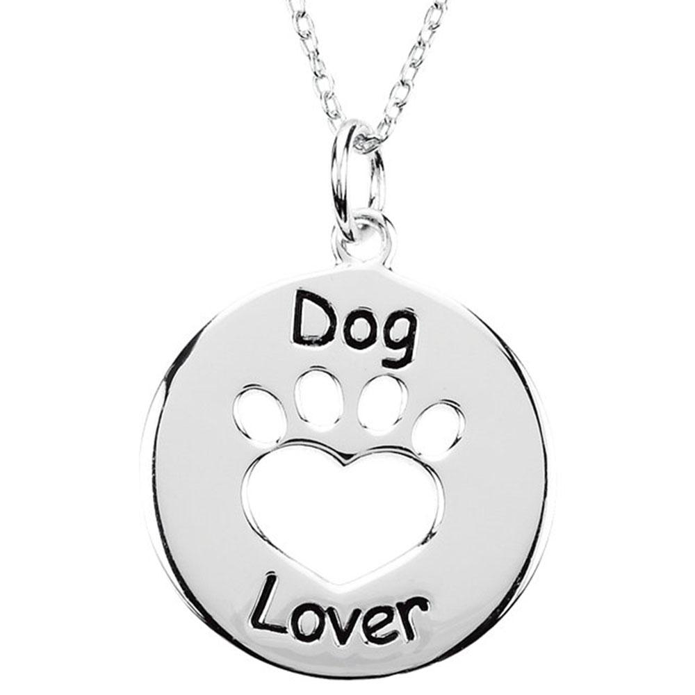 Dog Lover Pendant