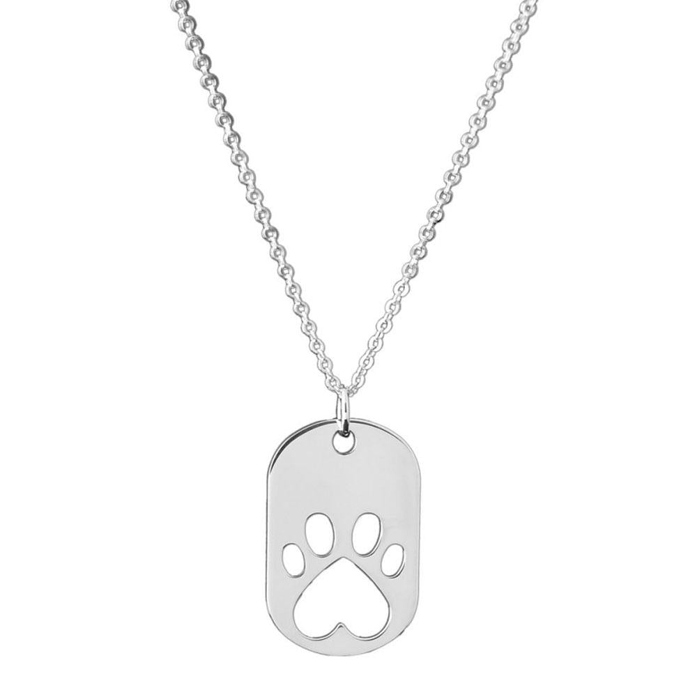 Dog Tag Pendant