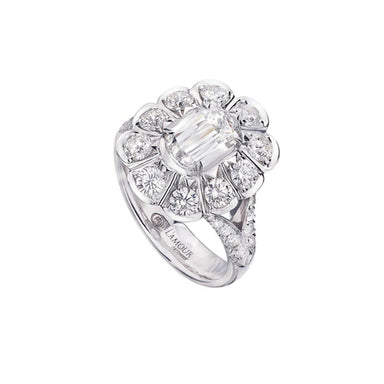 L'Amour Crisscut® Diamond Anniversary Ring 196