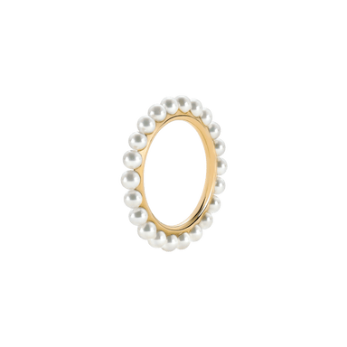 Love Affair Mini Pearl Eternity Band