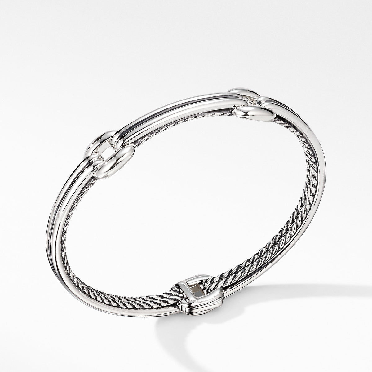 Thoroughbred Double Link Bracelet