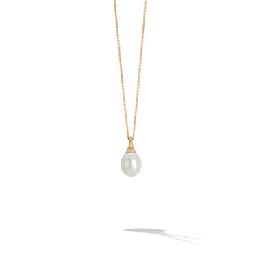 Pearl Africa Boules Pendant