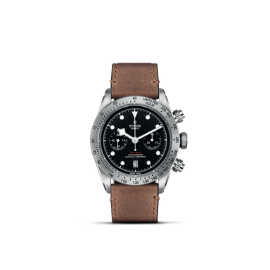 Heritage Black Bay Chrono
