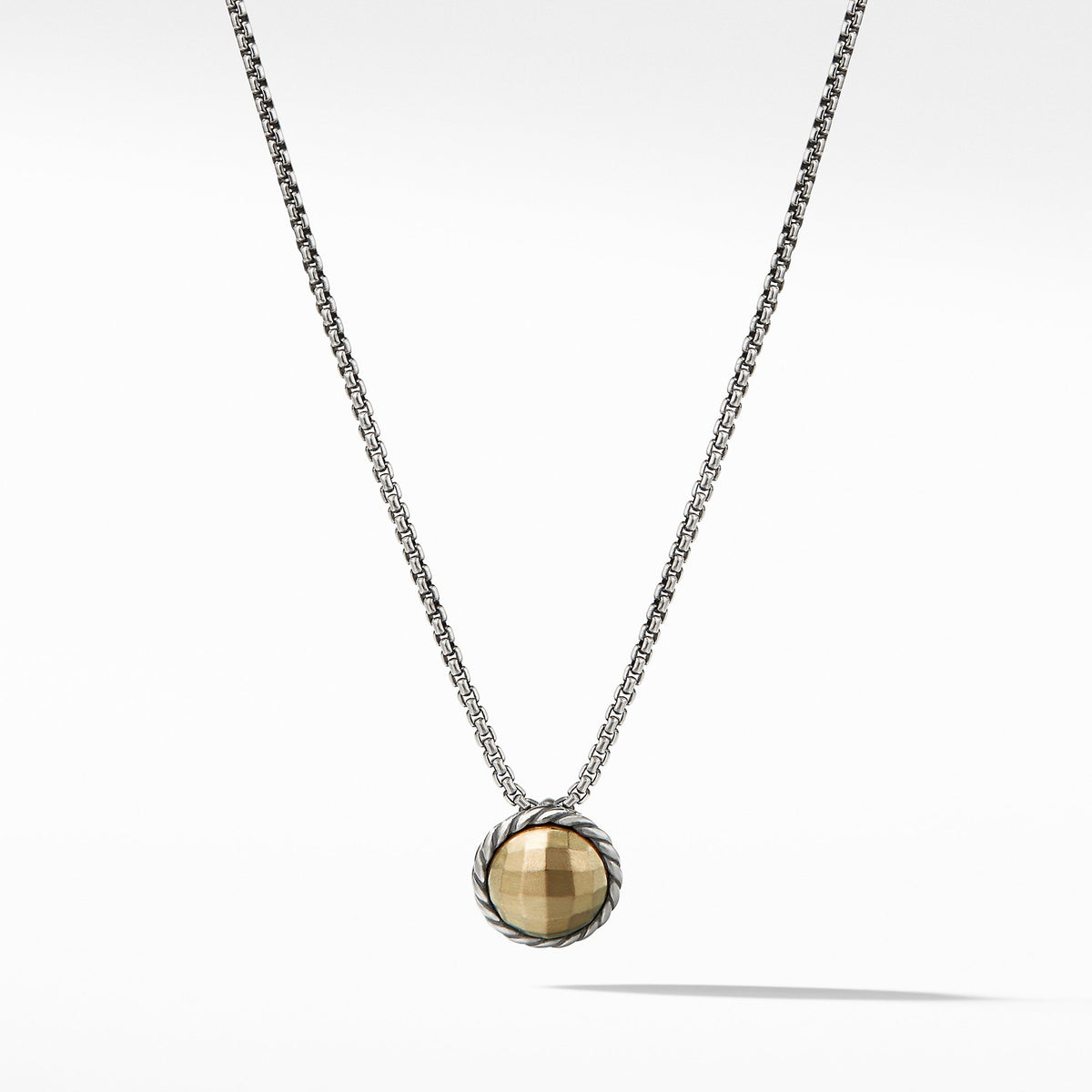 Chatelaine Necklace with 18K Gold