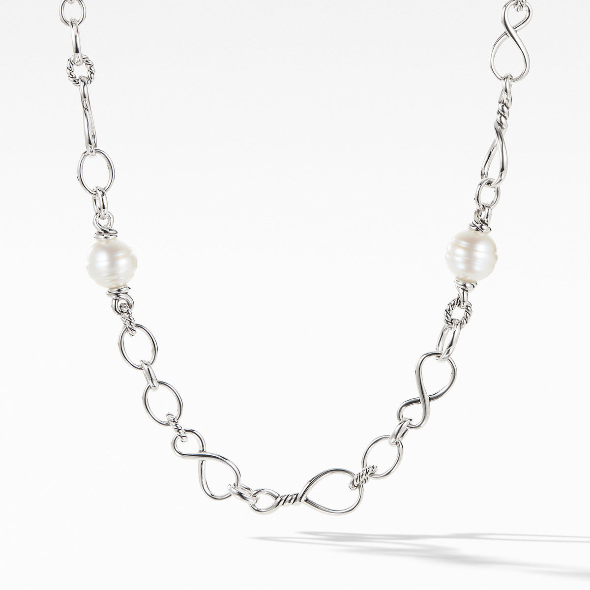Continuance Pearl Medium Chain Necklace