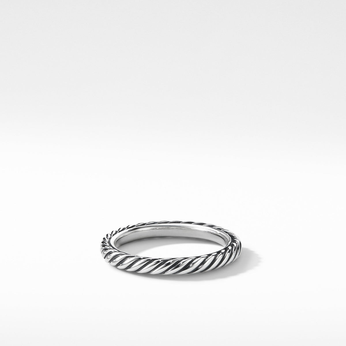 Cable Classics Band Ring