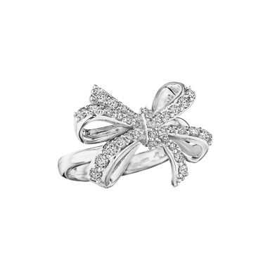 Double Knot Bow Ring