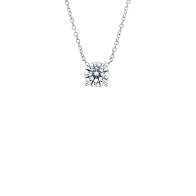Cento Diamond Collection 57 Solitaire Necklace