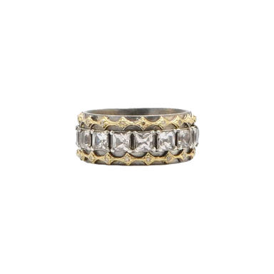 Diamond Triple Stack Ring