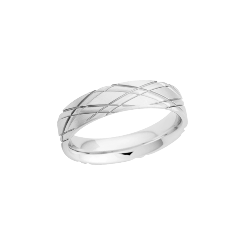 Criss Cross Pattern Band