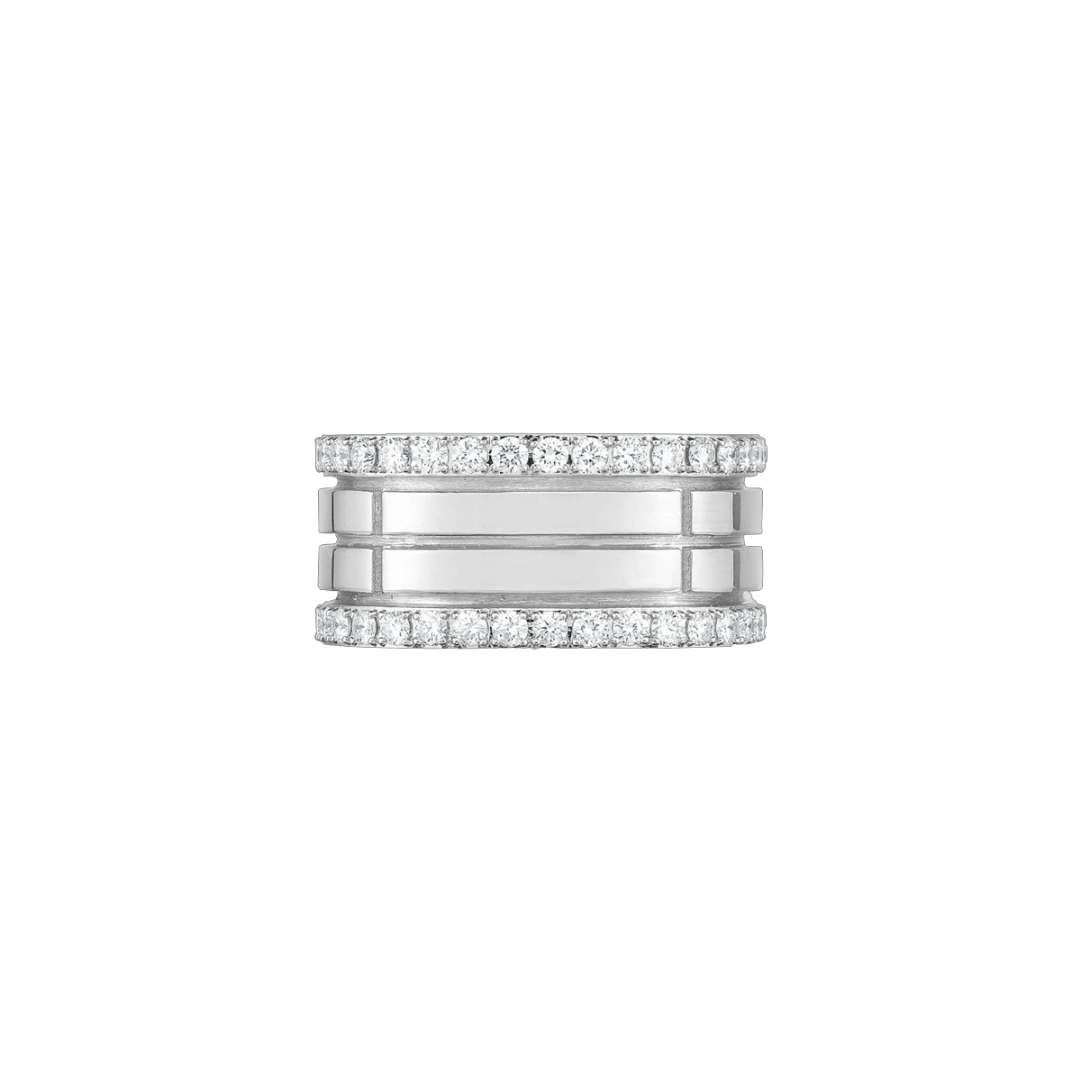 Diamond Portofino 4 Row Ring