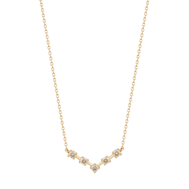 Ava Bea V Necklace