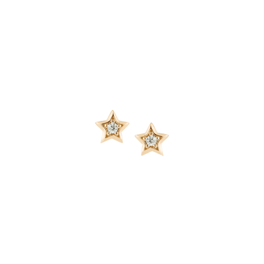 Julianne Himiko Mini Star Studs