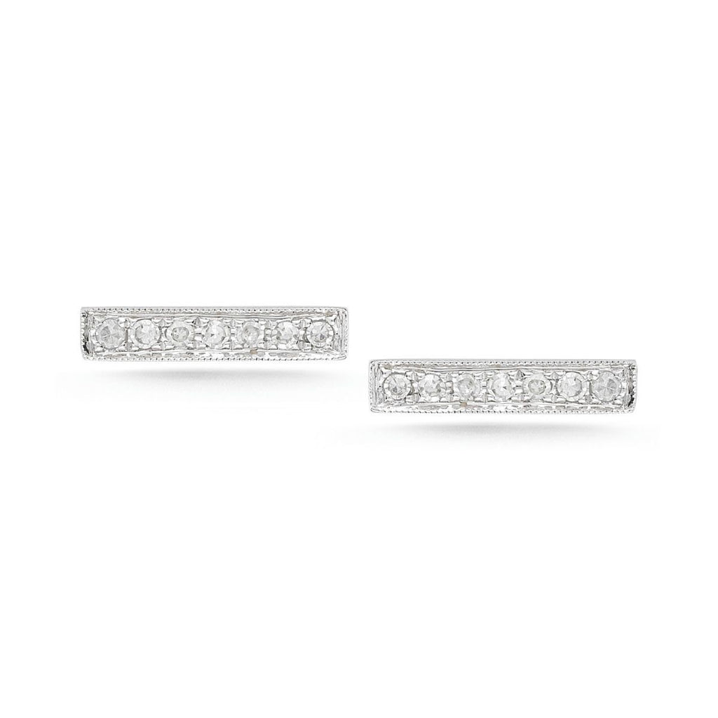 Lauren Joy Medium Stud Earrings