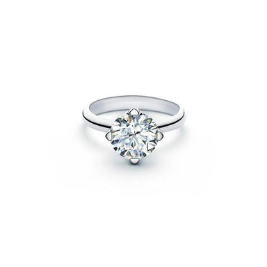 Forevermark Solitaire Ring