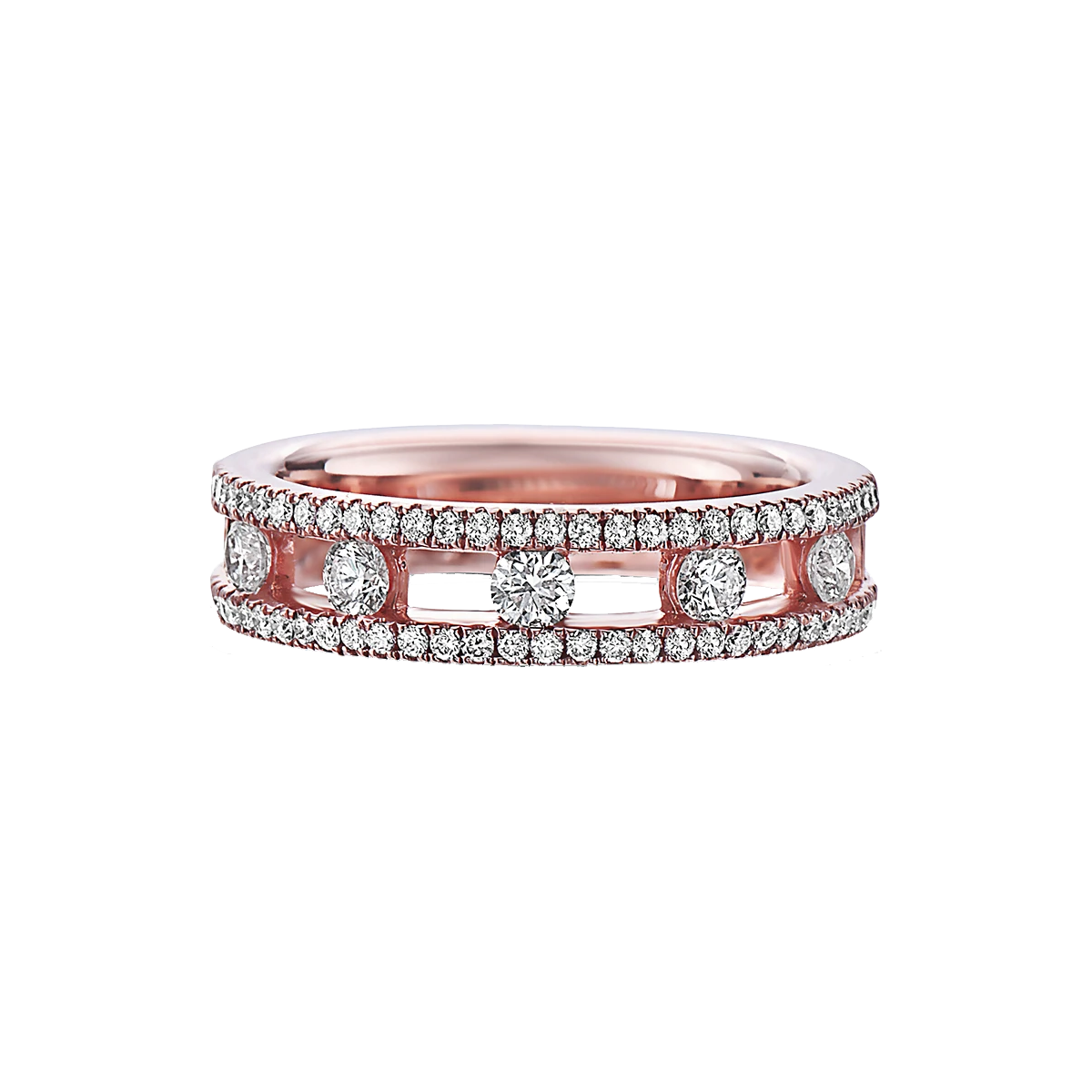 Diamond Precious Pastel Ring