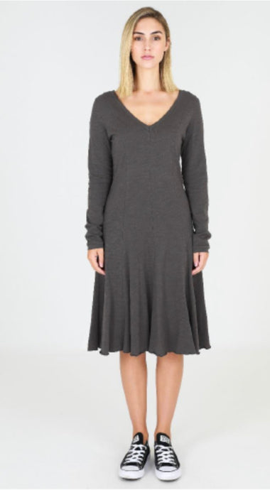 3RD Story HILTON Long Sleeve Dress