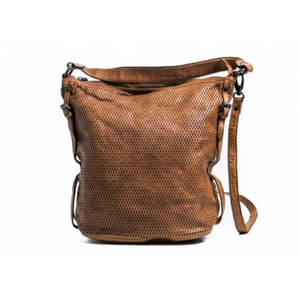 Rugged Hide RITA Ladies Leather Single Strap Hobo Bag with Additional Detachable Long Strap RH-32614