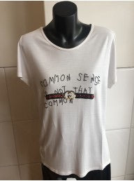 DEA the label COMMON SENSE Tee