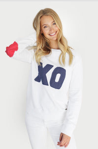 EST 1971  XO Kiss Cotton Windy || WHITE