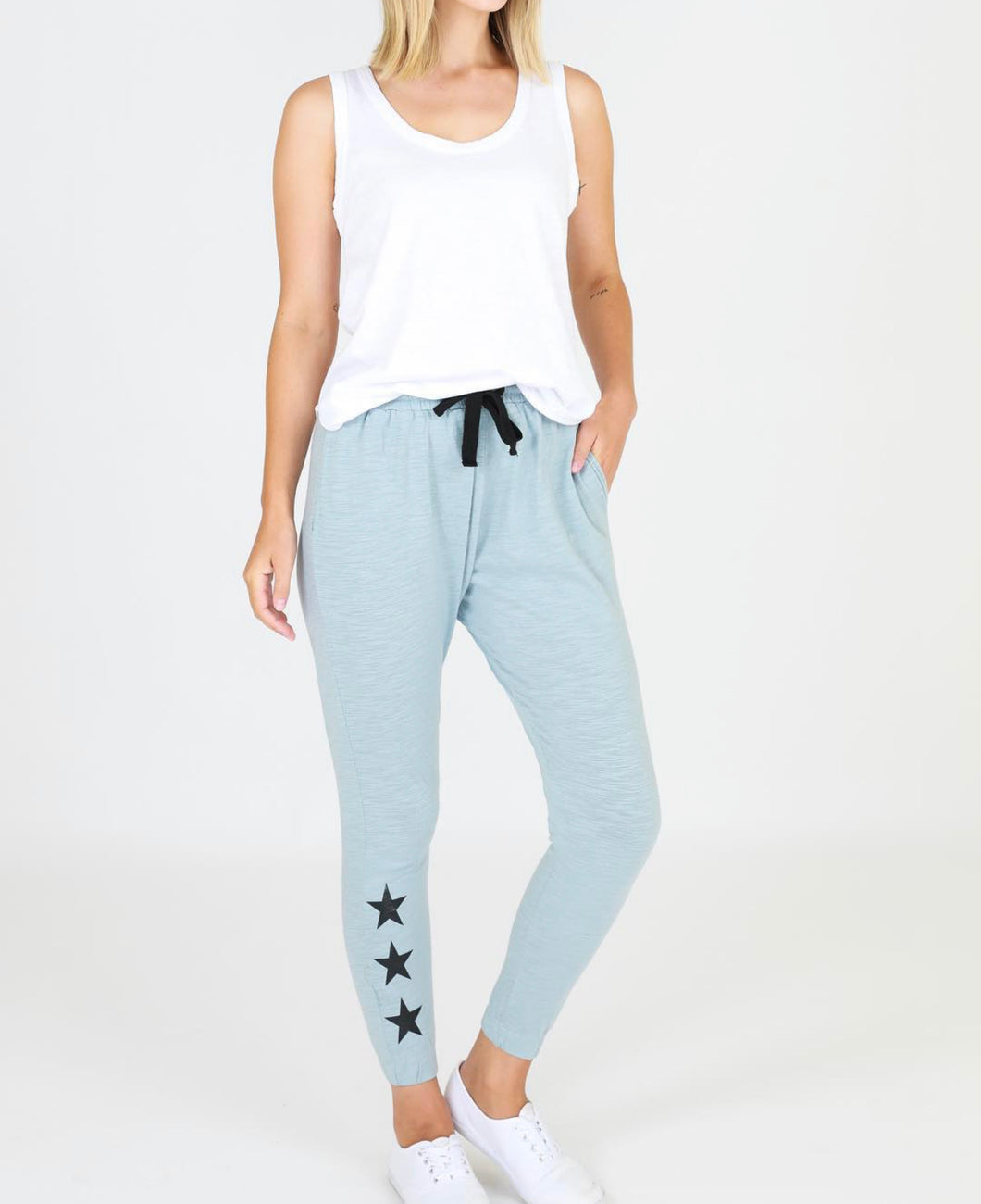 SAT + SUN by 3RD Story STAR Pants/Joggers