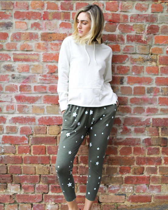 SAT + SUN GALAXY Star Pants/Joggers