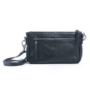 Rugged Hide MALI Ladies Soft Leather Clutch / Sling Bag with Detachable, Adjustable Strap