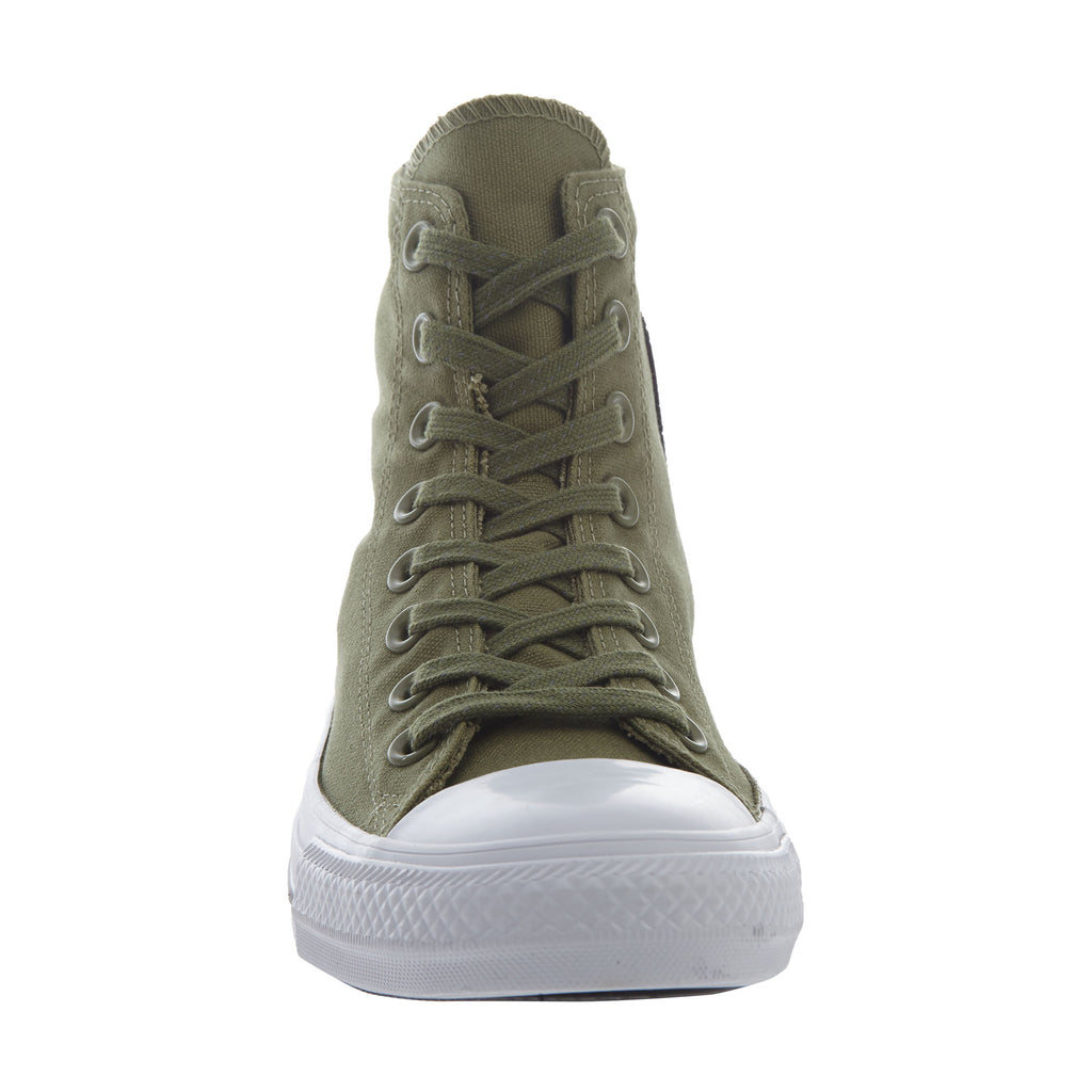 82d66aee65a9 Converse Chuck Taylor All Star Shield High‑top Unisex Style    153795f-Fatigue Gree