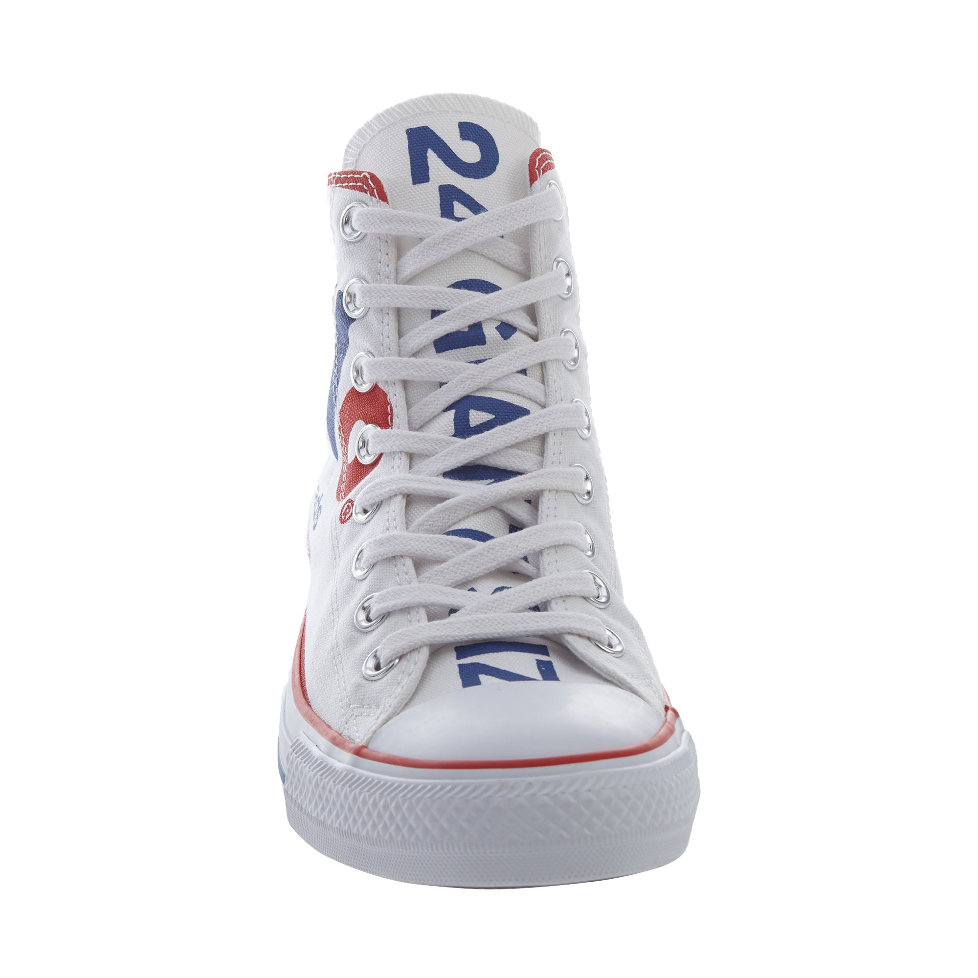 1a08e072ed55 Converse Chuck Tailor All Star Hi Unisex Style   153838f-WHITE RED BLUE