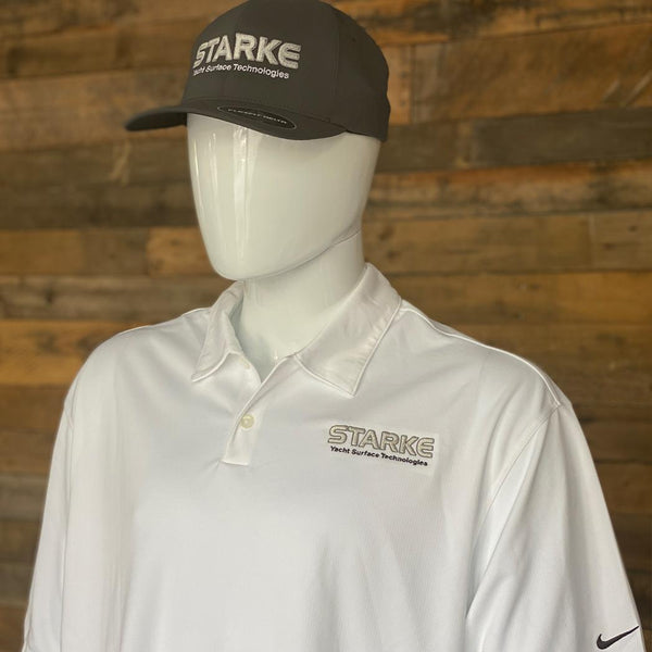 Starke Nike Dri-FIT Golf Polo