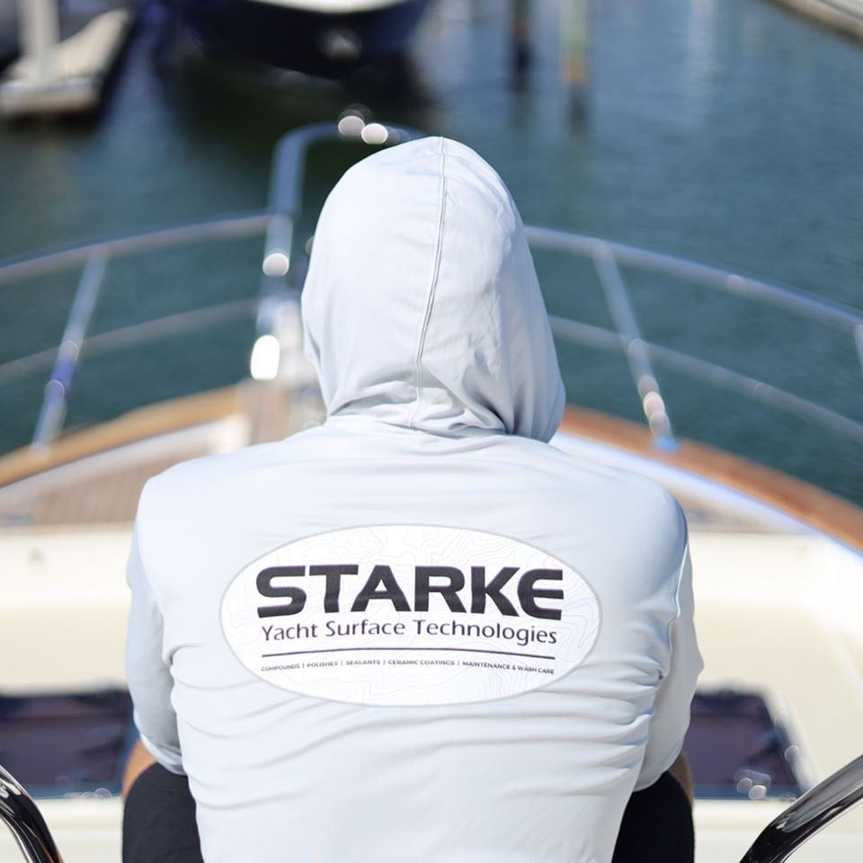 Starke Long Sleeve Hooded Dri Fit Shirt - Certified Installer