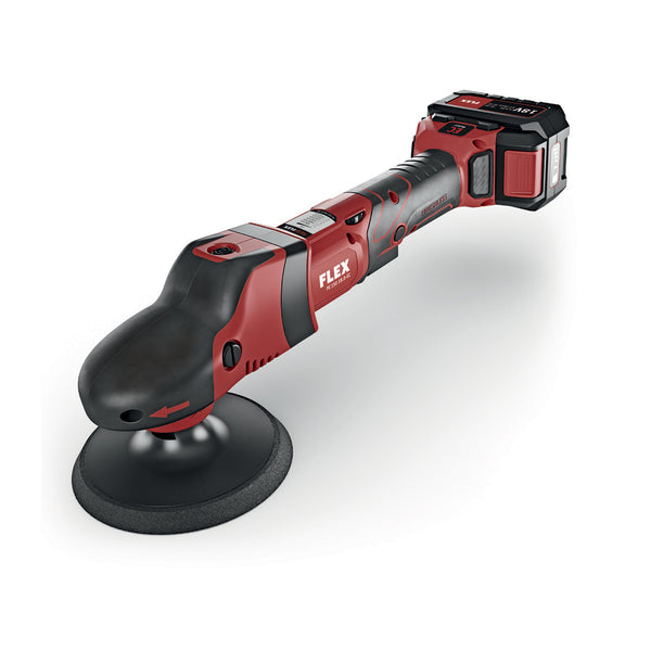 Flex Cordless Rotary Polisher PE 150 18.0-EC Set