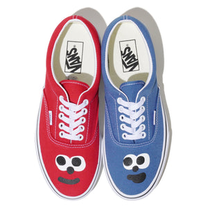 "CHARR x ASTERISK TWO TONES VANS ERA ""BLUE / RED"" (PRE-ORDER)"