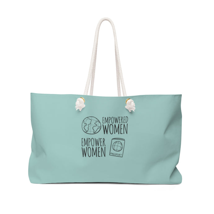 Empowered Women Empower Women Weekender Tote