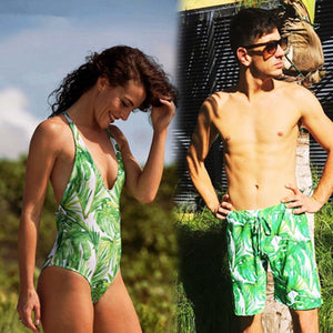 Couples Swimwear