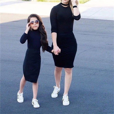 Matching Mother Daughter 2Pc Outfit