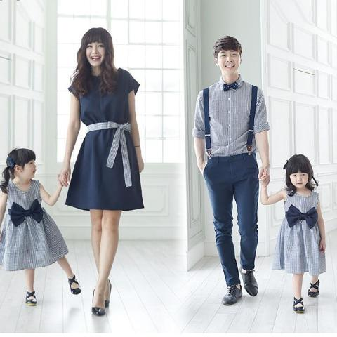 Formal Matching Family Fits