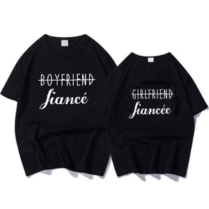 Fiance Couples Tshirts