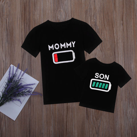 Mother Son Tees