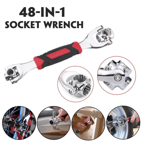 Socket Wrench 48 IN 1