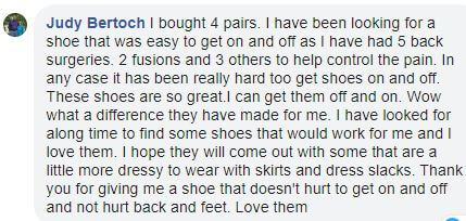 Zeba Shoes Review Facebook Customer