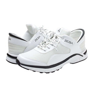 Arctic White Zeba Shoe Product Image Side by Side
