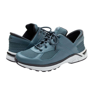 Ocean Teal Zeba Shoes Product Image Both Shoes