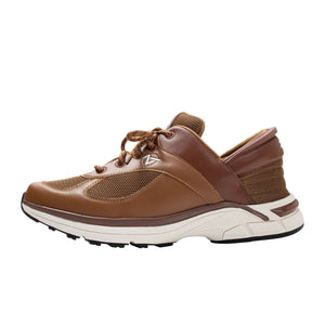 Brown Zeba Shoe Product Image Side